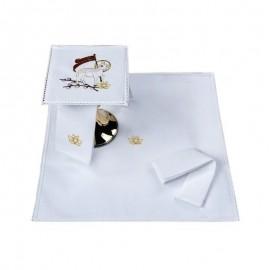 Chalice Linen Sets - embroideries Agnus Dei