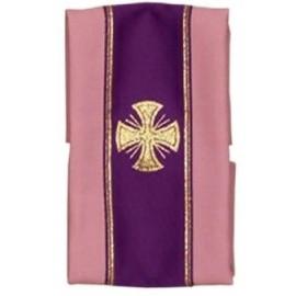 Chalice Veil -  pink-purple