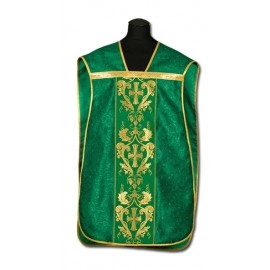 Roman chasuble - damask fabric (2)