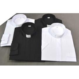 Clergy shirt - elanocotton