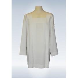 Clergy surplice - white (1)