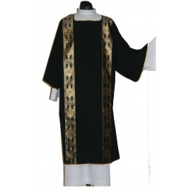 Dalmatic - black color (2)