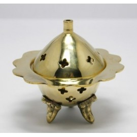 Incense Burners - gold (3)