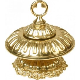 Gong - one-tone brass, polished (diameter 20 cm)