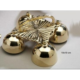 Altar Bells - polished brass - 4 tons