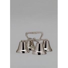 Altar Bells - nickel-plated - 4 tons (5)